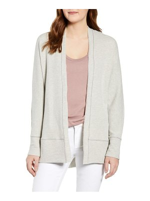 Caslon caslon off duty textured knit jacket