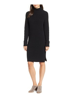 Caslon caslon ribbed sweater dress