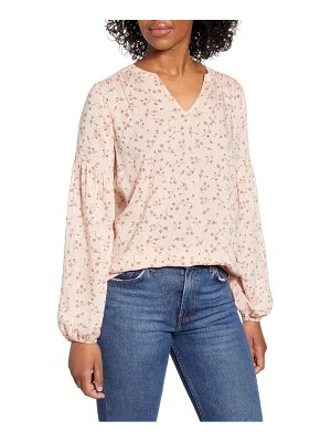 Caslon caslon split neck top