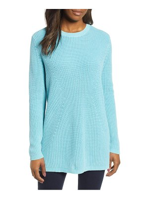 Caslon caslon tie back tunic sweater