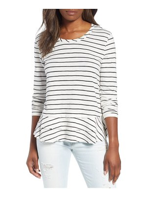 Caslon caslon tiered long sleeve tee