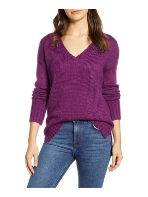 Caslon caslon v-neck sweater