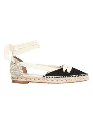 CASTANER BY MANOLO BLAHNIK 20mm manolo day canvas espadrilles