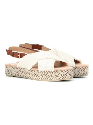 Castaner Walkyria canvas sandals