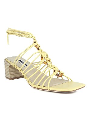 Caverley Summer Tortoise Ring Caged Sandals