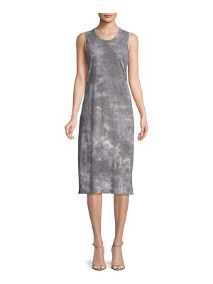 C&C California Sleeveless Knee-Length Dress