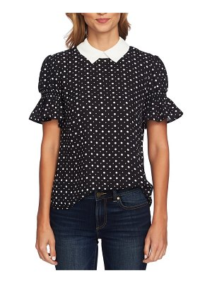 CeCe by Cynthia Steffe collared party top