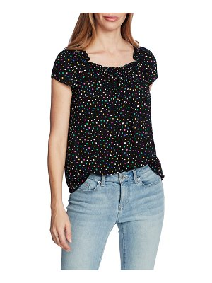 CeCe by Cynthia Steffe cosmic flares blouse