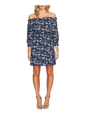 CeCe by Cynthia Steffe ivy off the shoulder dress