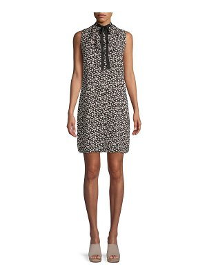 CeCe by Cynthia Steffe Mayfair Ditsy Floral A-Line Dress