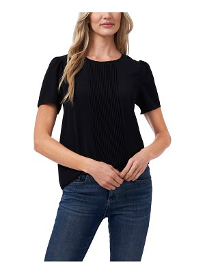 CeCe by Cynthia Steffe pleat front top