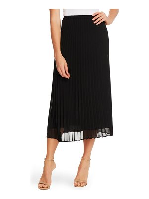 CeCe by Cynthia Steffe pleated pull-on skirt