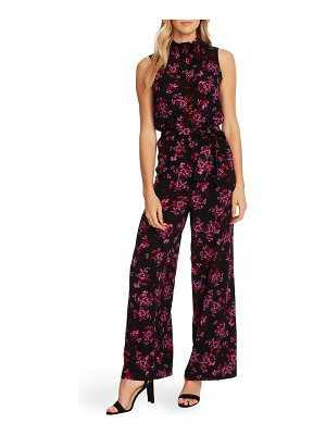 CeCe by Cynthia Steffe romantic mystic floral jumpsuit