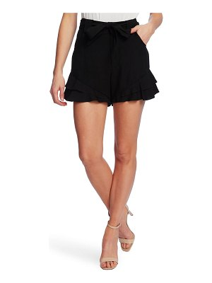 CeCe by Cynthia Steffe tiered ruffle shorts