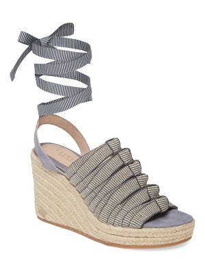 CECELIA NEW YORK espadrille wedge