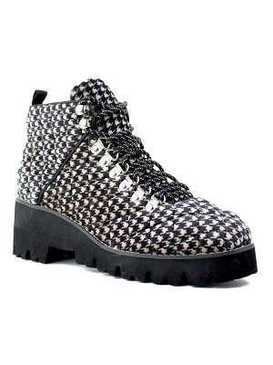 CECELIA NEW YORK heaven lace-up boot