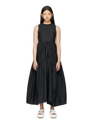 Cecilie Bahnsen backless hay dress