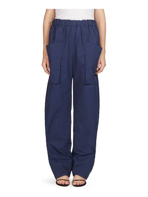 Cedric Charlier cotton trousers