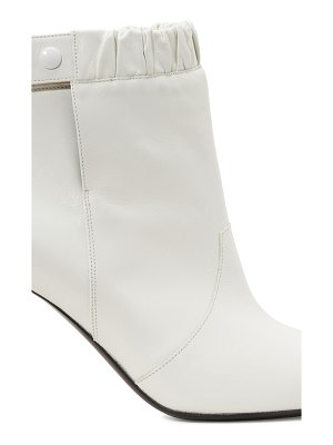 Celine Celine Triangle heel elasticated boots