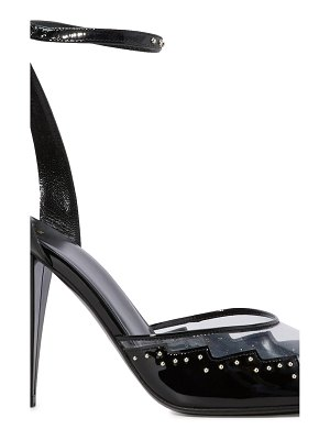 Celine Celine Triangle heel Flash open toe heels