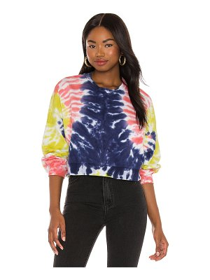 Central Park West liberty pullover