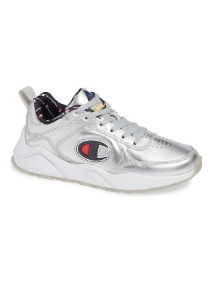 Champion 93 eighteen metallic sneaker