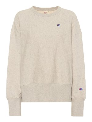 Champion Cotton and linen sweatshirt