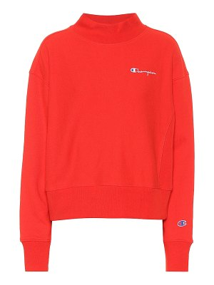 Champion Cotton-blend sweatshirt