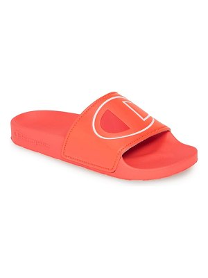 Champion slide sandal