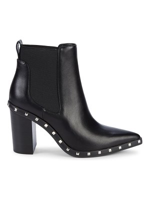 Charles by Charles David Dodger Studded Point-Toe Booties