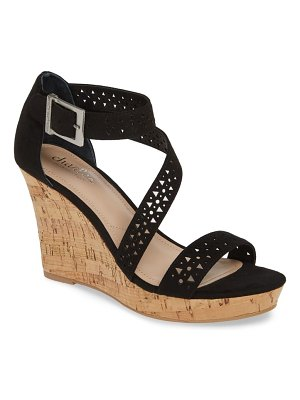 Charles by Charles David landon perforated wedge sandal