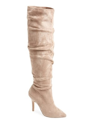 Charles by Charles David mueller over the knee boot