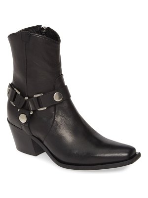 Charles David polo western boot