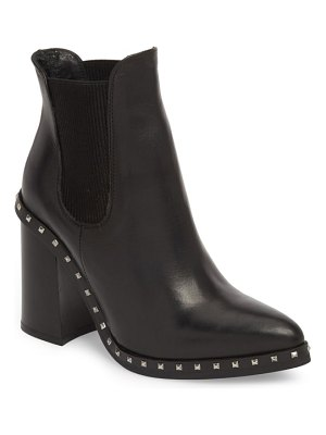 Charles David scandal studded chelsea bootie