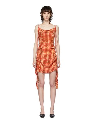 Charlotte Knowles coil short dress