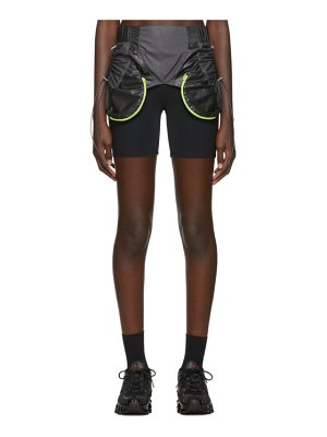 Charlotte Knowles ssense exclusive coil skort