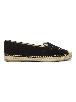 Charlotte Olympia Terrycloth Cool Cats Espadrilles