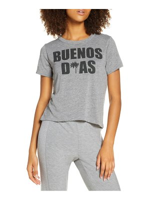 Chaser buenos dias graphic tee