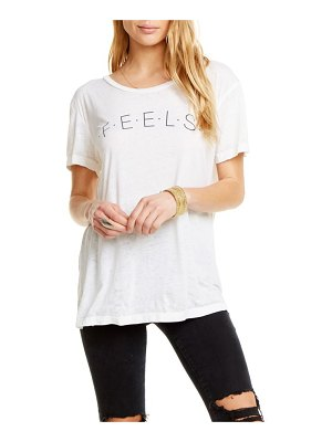 Chaser feels tee