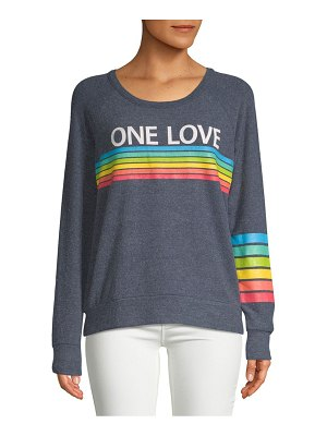 Chaser One Love Long-Sleeve Tee