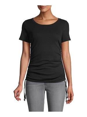 Chaser Ribbed Cotton-Blend Top
