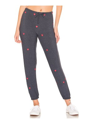 Chaser Tiny Hearts Sweatpants