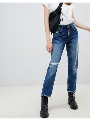 Cheap Monday cropped mom jean