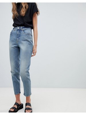 Cheap Monday Donna High Rise Mom Jeans