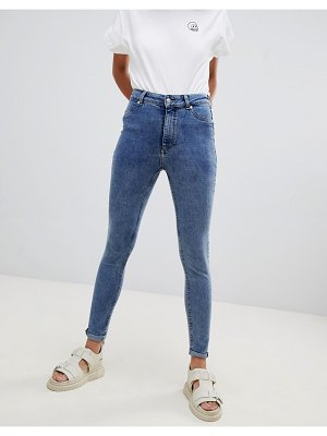 Cheap Monday high spray skinny jeans