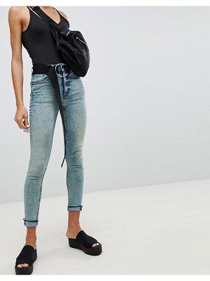 Cheap Monday High Waist Skinny Jean