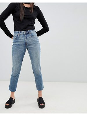 Cheap Monday Revive Straight Cropped Jeans