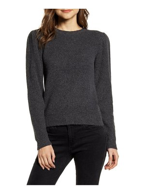 Chelsea28 puff sleeve sweater
