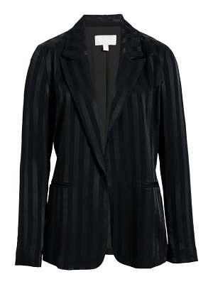 Chelsea28 shadow stripe blazer