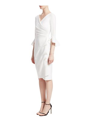 Chiara Boni La Petite Robe bell sleeve dress
